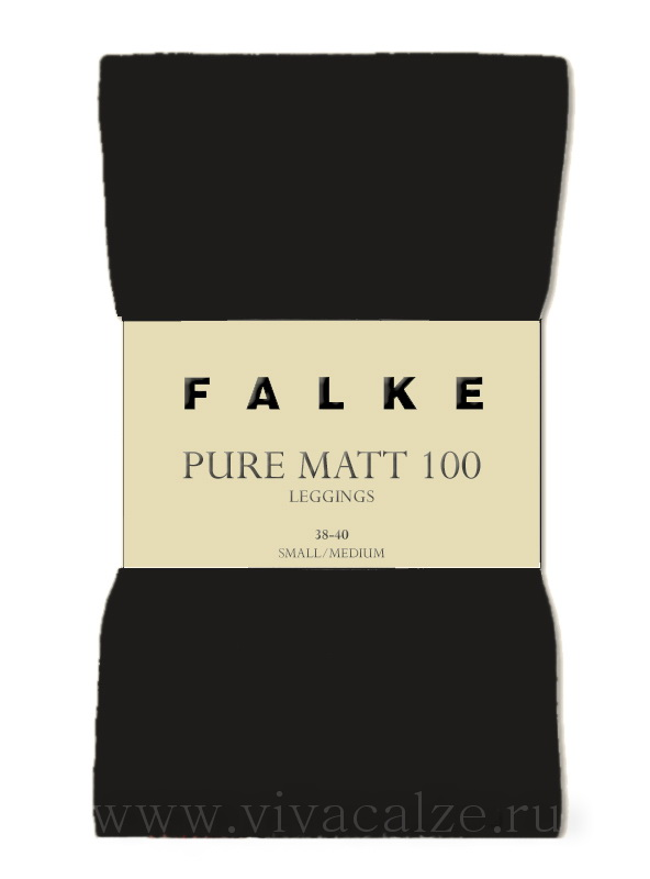 40111 PURE MATT 100 Leggings