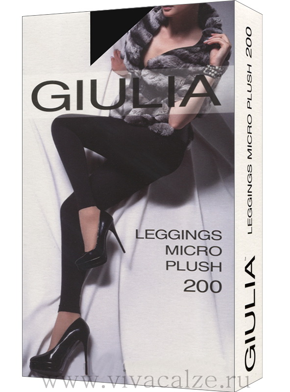 LEGGINGS MICRO PLUSH 200