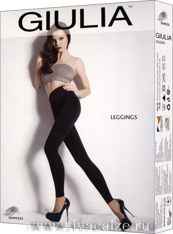 LEGGINGS seamless model 1