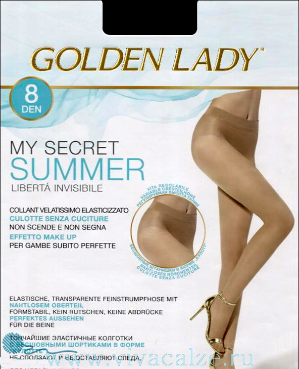 MY SECRET 8 summer