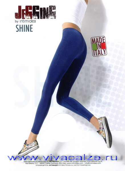 JEGGING SHINE Леггинсы