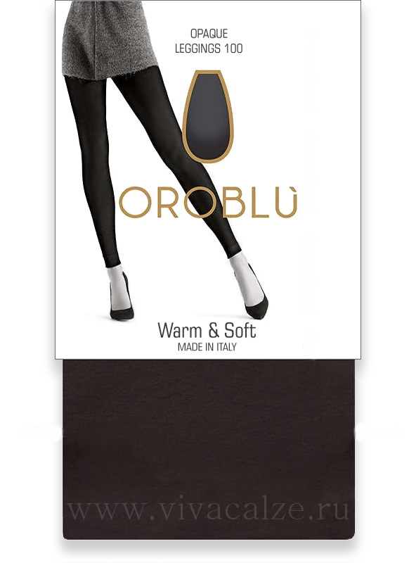 WARM SOFT 100 leggings