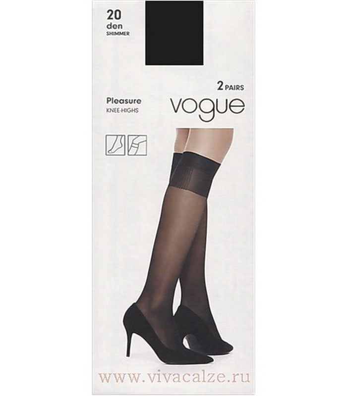 PLEASURE 20 knee-highs